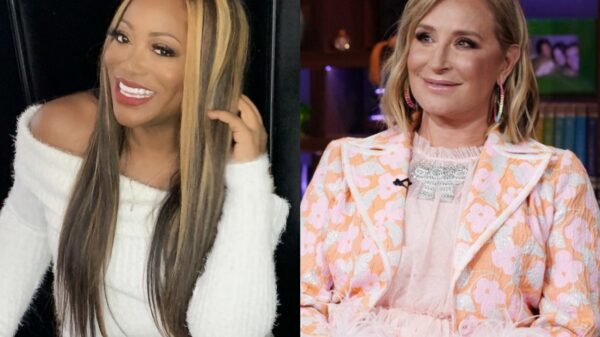 """Bershan Shaw Talks """"Bumpy Road"""" With Sonja Morgan, Reacts to Eboni Discussing Race and Politics With Ramona on RHONY"""