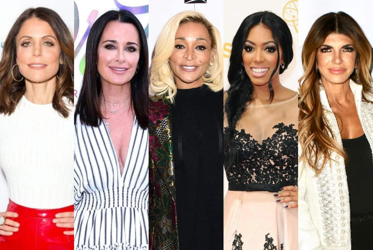 Around the World With Housewives: A Tour of the Cast Trips, Plus Open Post!