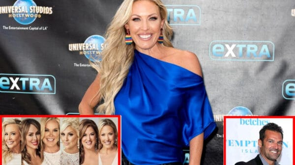 """Braunwyn Windham-Burke Slams RHOC Cast of Using Her for Attention and Reacts to Claims of Being """"Thirsty"""" as Sean Takes Blame for Eviction Lawsuit"""
