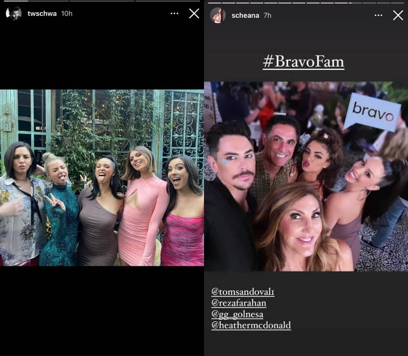 Bravolebrities Celebrate the Launch of Give Them Lala Beauty