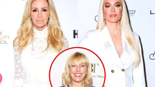 """Camille Grammer Suggests Erika Jayne Fake Cry on RHOBH, Slams Cast as """"Hypocritical,"""" and Suspects Sutton Stracke Was Targeted on Season 11"""