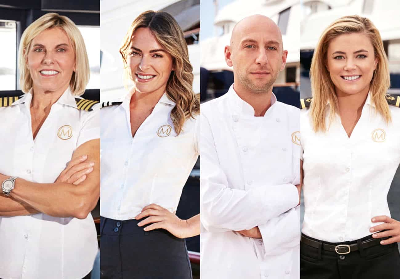 """Below Deck Med Charter Guest Says She Was Prepared to Leave Season 6 Crew $100k Tip, but Left Bare Minimum Due to """"Sh*t"""" Service"""