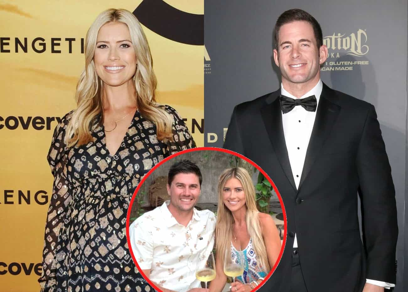 Christina Haack Breaks Silence About Failed Relationships Following Report Ex-Husband Tarek El Moussa Lashed Out at Her on Set of Flip or Flop, She Debuts New Boyfriend