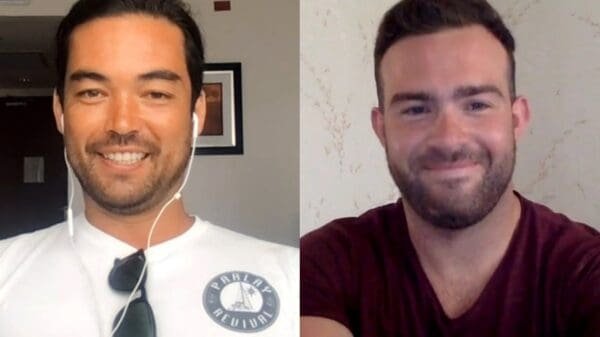 Below Deck Sailing Yacht's Colin Macrae Says Producers Encouraged Him to Drink Before Interviews as Alex Radcliffe Explains Why His Crew Was Given Drink Limit
