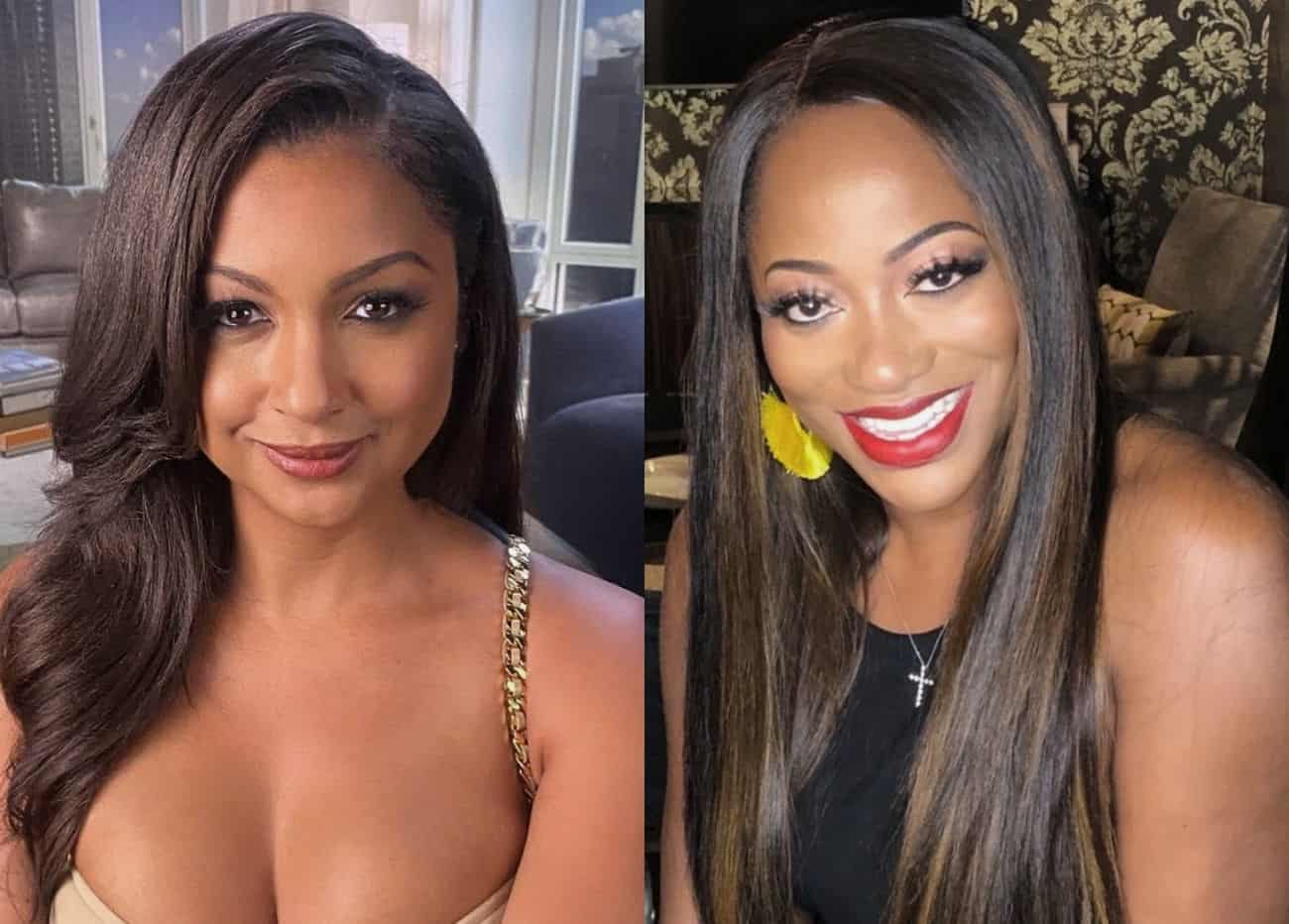 """RHONY's Eboni K. Williams Slammed as """"Offensive"""" to Black Women After Leaving Bershan Shaw Out of Shabbat, See How Bershan is Reacting"""