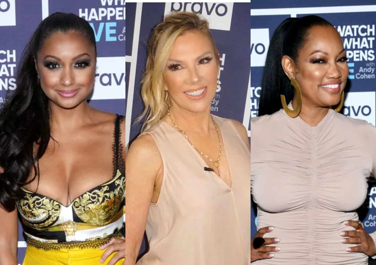 """Eboni K. Williams Reacts to Claims of Being """"Preachy"""" on RHONY, Says Ramona Singer is Annoying, and Talks Friendship With Garcelle Beauvais"""