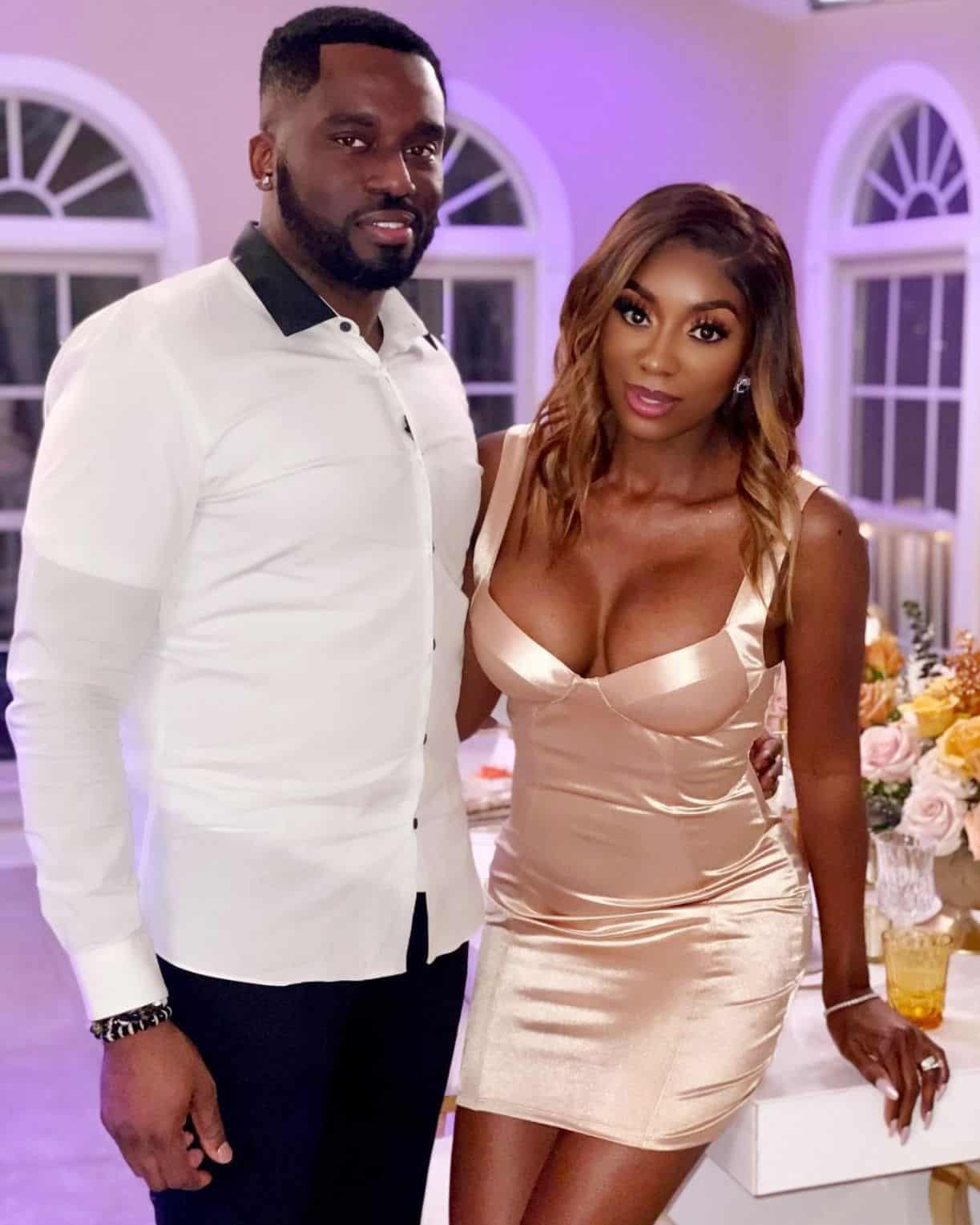 RHOP's Wendy Osefo Talks Plastic Surgery And Admits She Had A BBL, Plus She Reveals How Husband Eddie Really Feels About Her Transformation