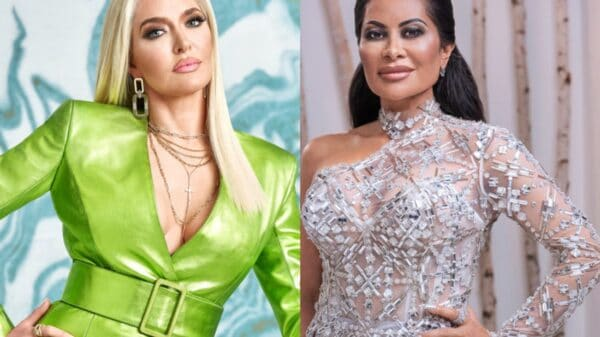 """REPORT: Erika Jayne and Jen Shah in Jeopardy of Being Fired, RHOBH and RHOSLC Stars at the Top of Bravo's """"Most Problematic"""" Housewives List"""