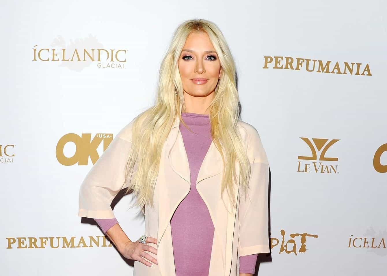 REPORT: Erika Jayne is Unhappy With Edit on RHOBH and Worried About Career Amid Embezzlement Claims