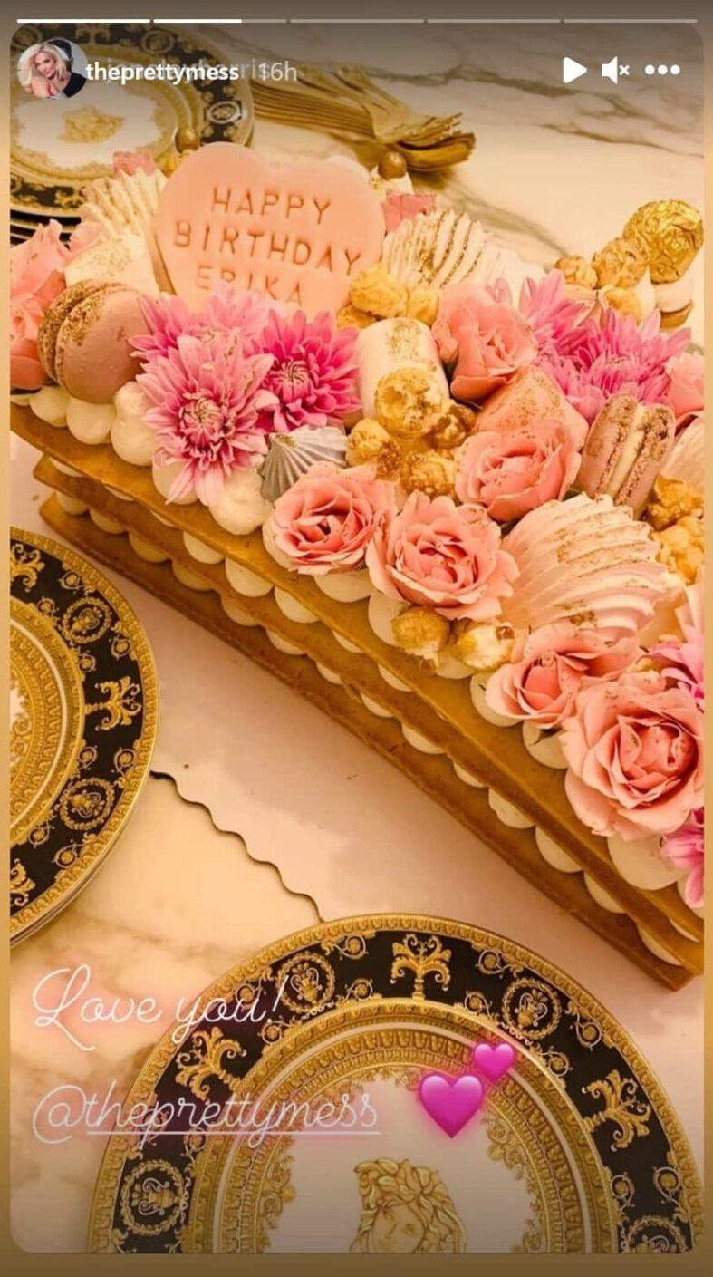 Erika Jaynes 50th Birthday Cake scaled e1625843152692