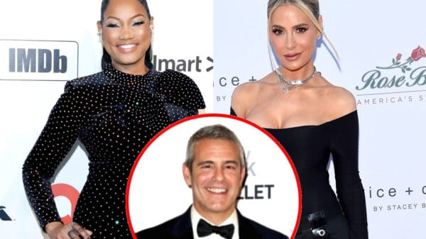 """RHOBH's Garcelle Beauvais Teases Drama With Dorit Kemsley as Andy Cohen Says He Was """"Shaking"""" When Garcelle Got It From """"Someone Else"""""""