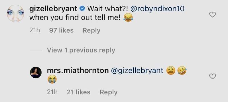 RHOP Gizelle Bryant is Lost Amid Mia Thornton's Drama With Dr. Wendy Osefo