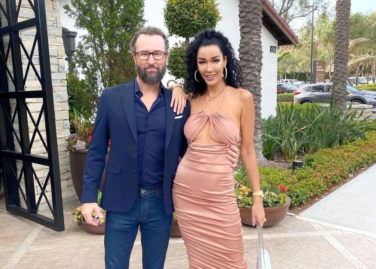 Husband of RHOC Newbie Noella Bergener Accused of Owing $5.8 Million in Back Taxes Amid Filming on Season 16