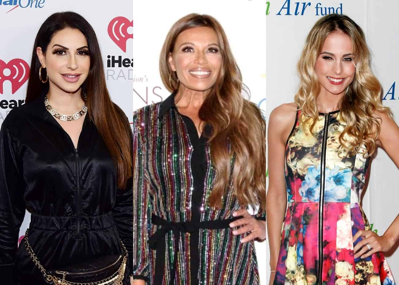 """PHOTOS: RHONJ Fans Question Jennifer Aydin's Absence From Group Event as Dolores Catania Teases """"Rough"""" New Season and Traci Lynn Johnson Joins Cast"""