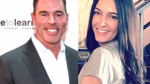 PHOTOS: RHOC Alum Jim Edmonds Sued by City Officials Over $5 Million Home Pool, Fuels Engagement Rumors to Girlfriend Kortnie With New Ring Photo