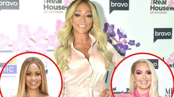 """Karen Huger Explains """"Sing-Sing"""" and """"Fiery Box"""" Diss to Gizelle Bryant on RHOP, Why She Believes Erika Jayne Knew Nothing About Thomas' Alleged Crimes"""