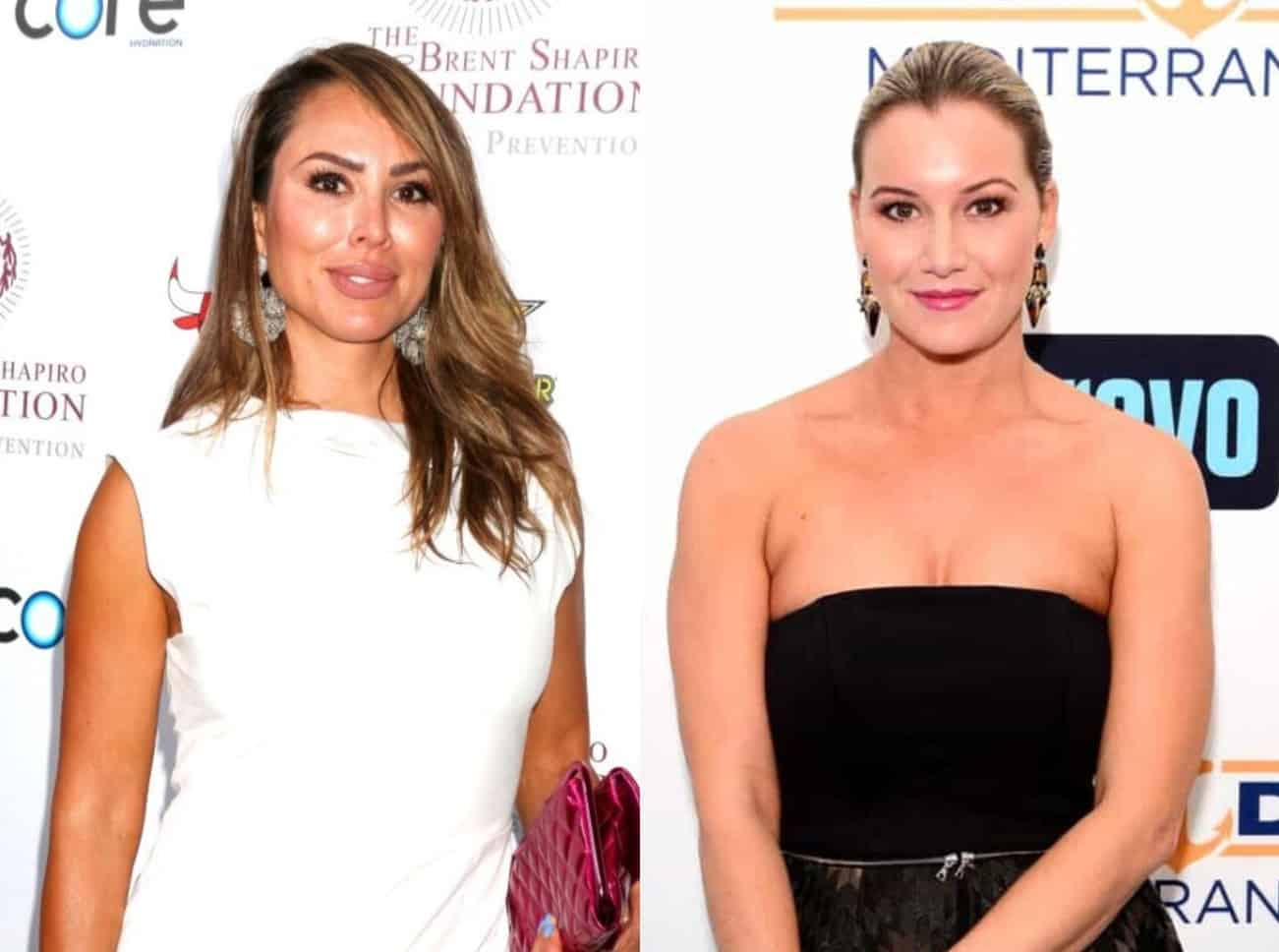 RHOC Alum Kelly Dodd Reacts to Hannah Ferrier Diss, Says She's Making More Money From New Business Venture Than She Did on Show