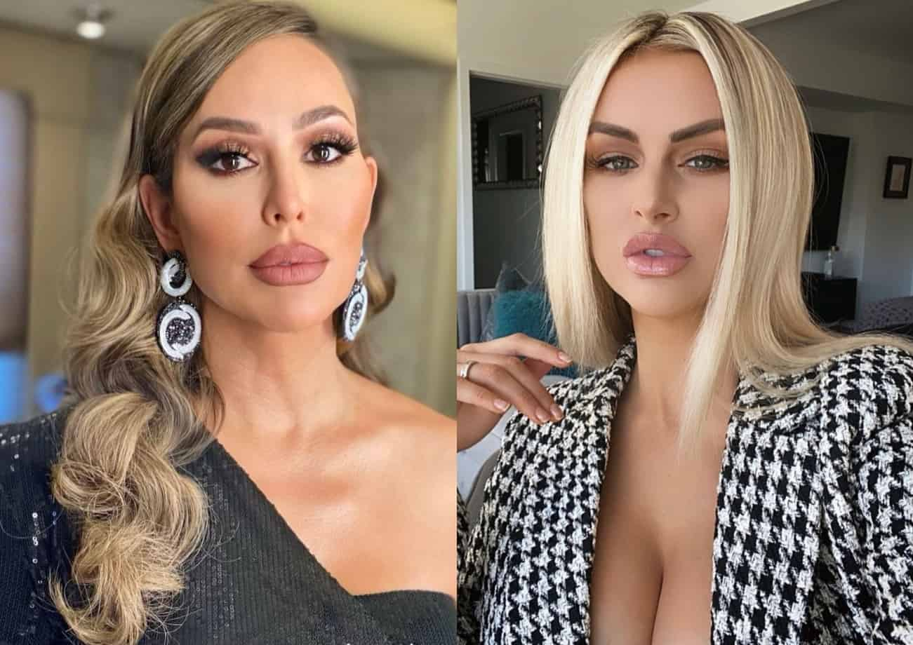 """Kelly Dodd Calls Lala Kent """"an Idiot,"""" See How the Vanderpump Rules Star Responded to RHOC Alum's Unprovoked Diss"""