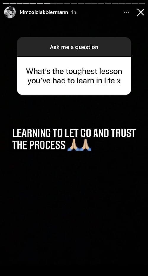 RHOA Kim Zolciak Reveals Her Toughest Lesson
