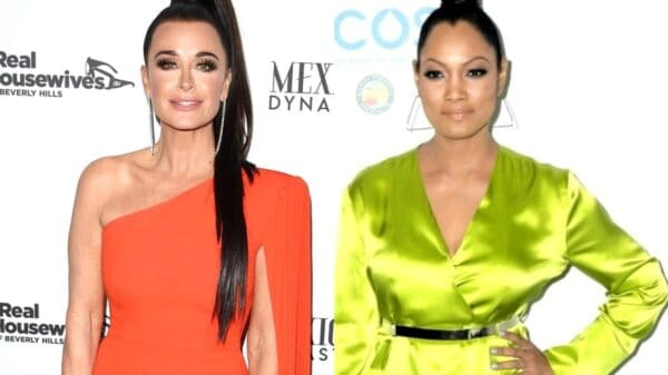 """RHOBH's Kyle Richards Reacts to Claims of """"Bullying"""" Garcelle Beauvais and Lisa Vanderpump, Defends Decision to Separate Daughters Amid the Pandemic"""