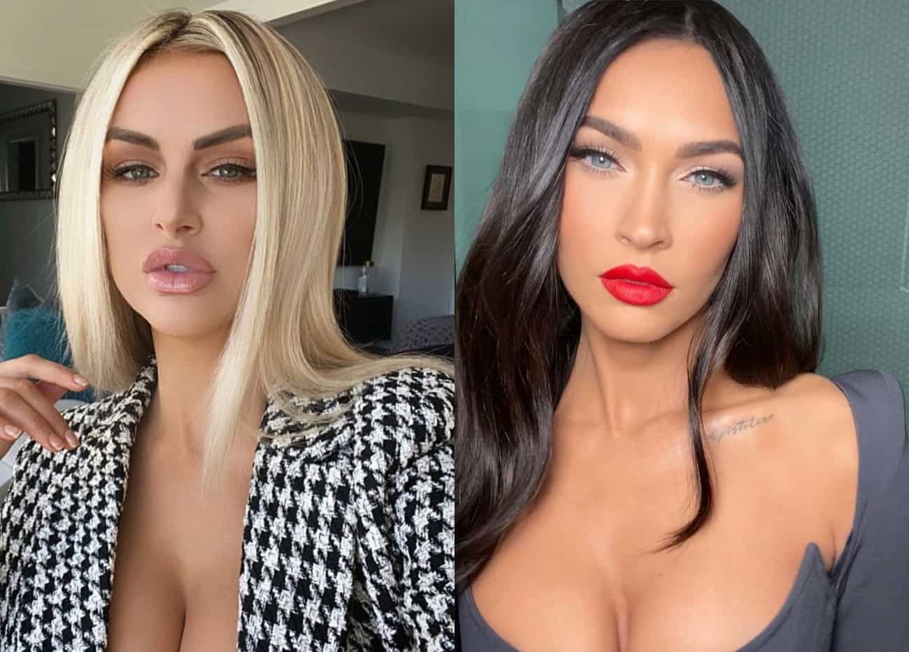 Vanderpump Rules' Lala Kent Reacts to Megan Fox Shutting Down Feud Rumors, Insists She Works for Her Roles in Randall Emmett's Films