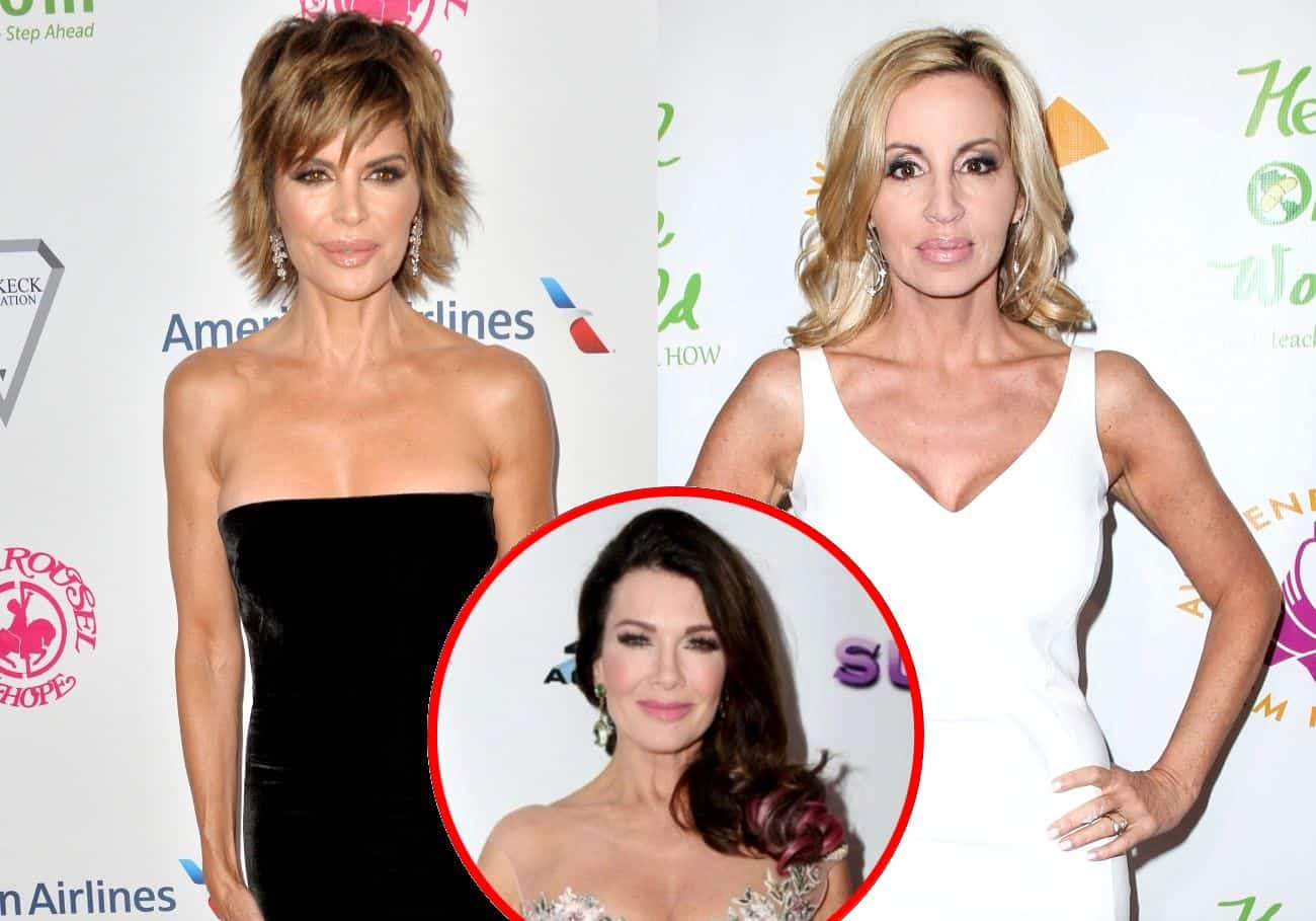 """Attorney Reveals Lisa Rinna Owes $3.45 Million on Home, Calls RHOBH Cast """"Mean Girls"""" as Rinna Claps Back at Camille's Twitter Diss, and Lisa Vanderpump Weighs in"""