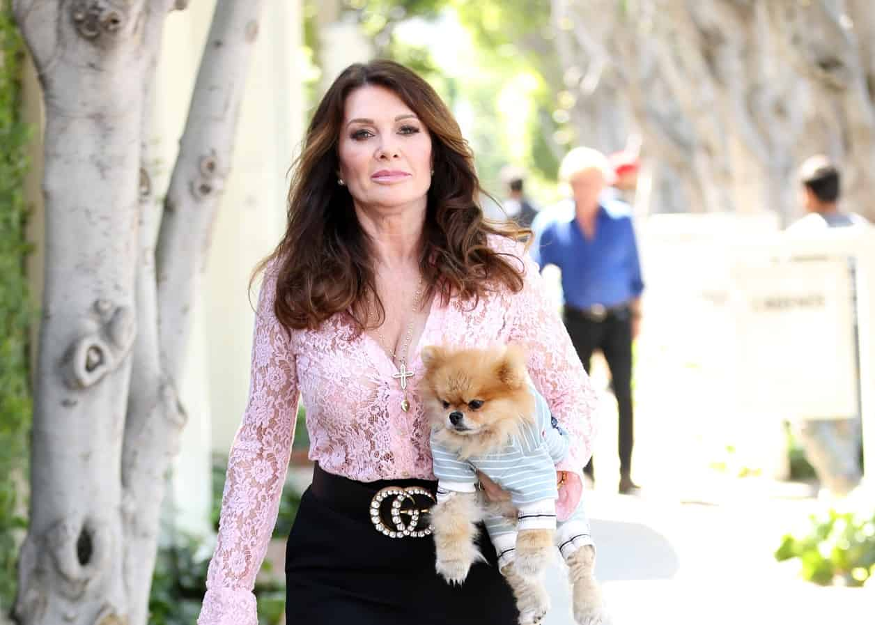 """Lisa Vanderpump's Dog Foundation Sued by Woman Claiming Her Adopted Puppy Gave Her """"Intestinal Parasites"""""""