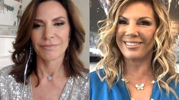 RHONY's Luann de Lesseps Reacts to Ramona Singer Firing Rumors as Ramona Parties In Southhampton Following Reunion's Second Cancellation, Plus Live Viewing Thread
