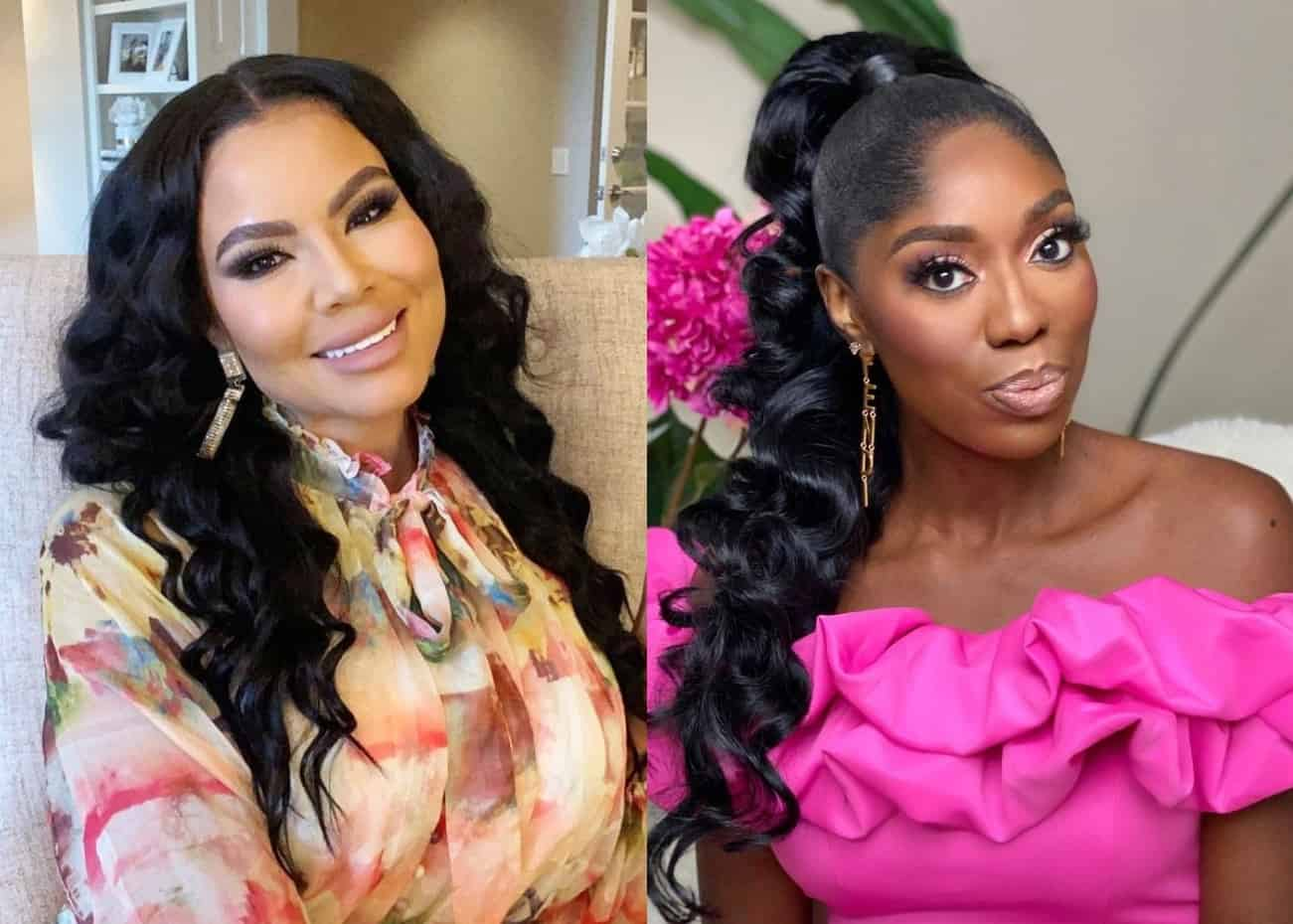 """RHOP Star Mia Thornton Accuses Wendy Osefo of """"Defamation of Character"""" for Implying She Lied About Age, Says Team is Documenting """"Every Move"""" as Robyn and Gizelle Weigh in"""