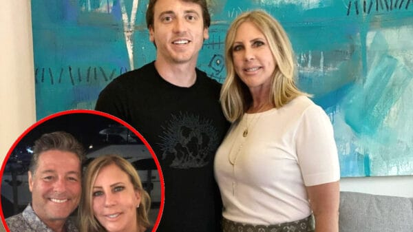 RHOC's Vicki Gunvalson Reacts to Son Michael Dissing Fiance Steve Lodge's Run for Governor, Shares Update on Michael's Love Life and Steve's Upcoming Campaign Tour