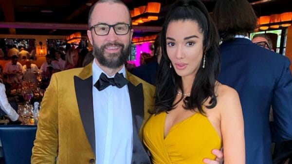 """RHOC Newbie Noella Bergener """"Shocked and Disgusted"""" After Learning Husband James Owes $5.8 Million in Taxes, Admits Marriage is a Daily """"Fight"""""""