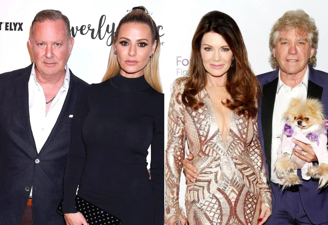 RHOBH's Dorit Kemsley Reacts to Lisa Vanderpump's Plastic Surgery Diss and Slams Her, Offers Update on PK's Friendship With Ken Todd