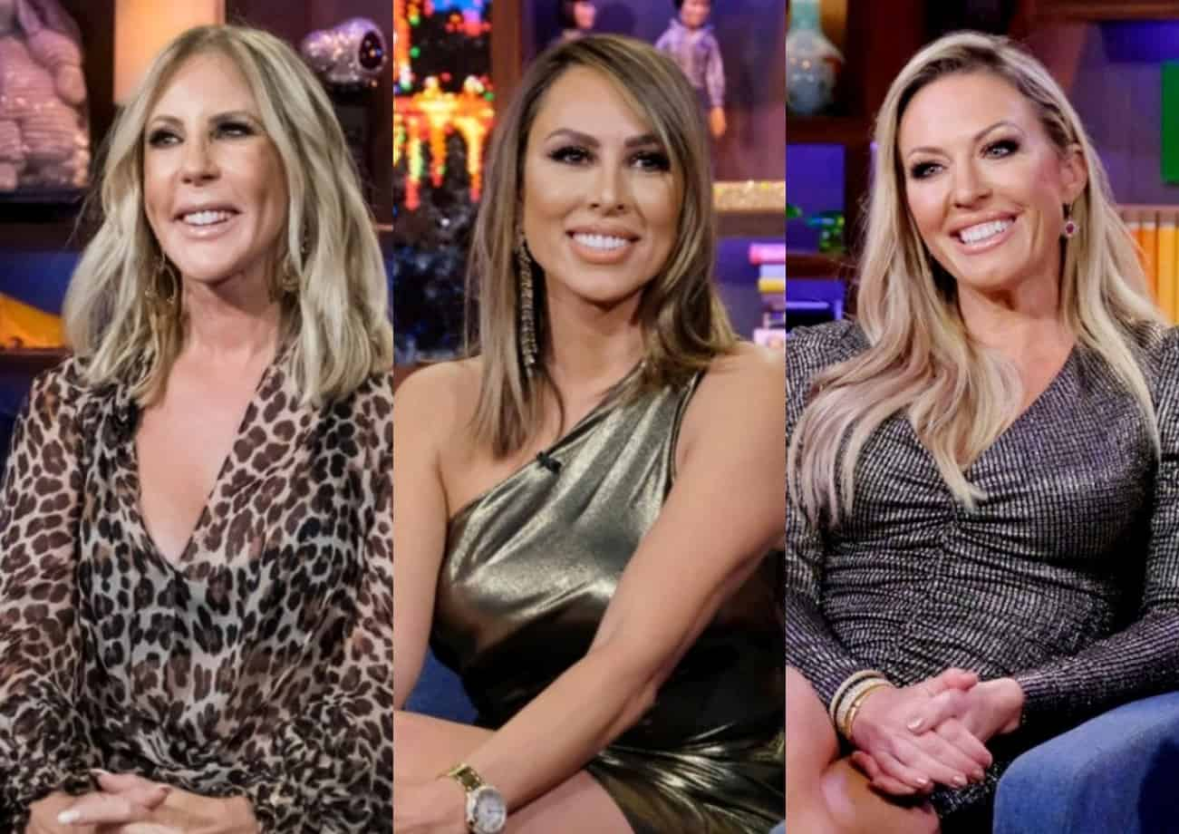 """RHOC Alums Vicki Gunvalson and Kelly Dodd React to Braunwyn Windham-Burke's Impending Eviction, Describe News as """"Embarrassing"""""""