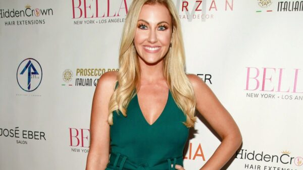 VIDEO: RHOD's Stephanie Hollman Faces Backlash After Passing Shot Mouth-to-Mouth to a Friend During Wild Fourth of July Celebration