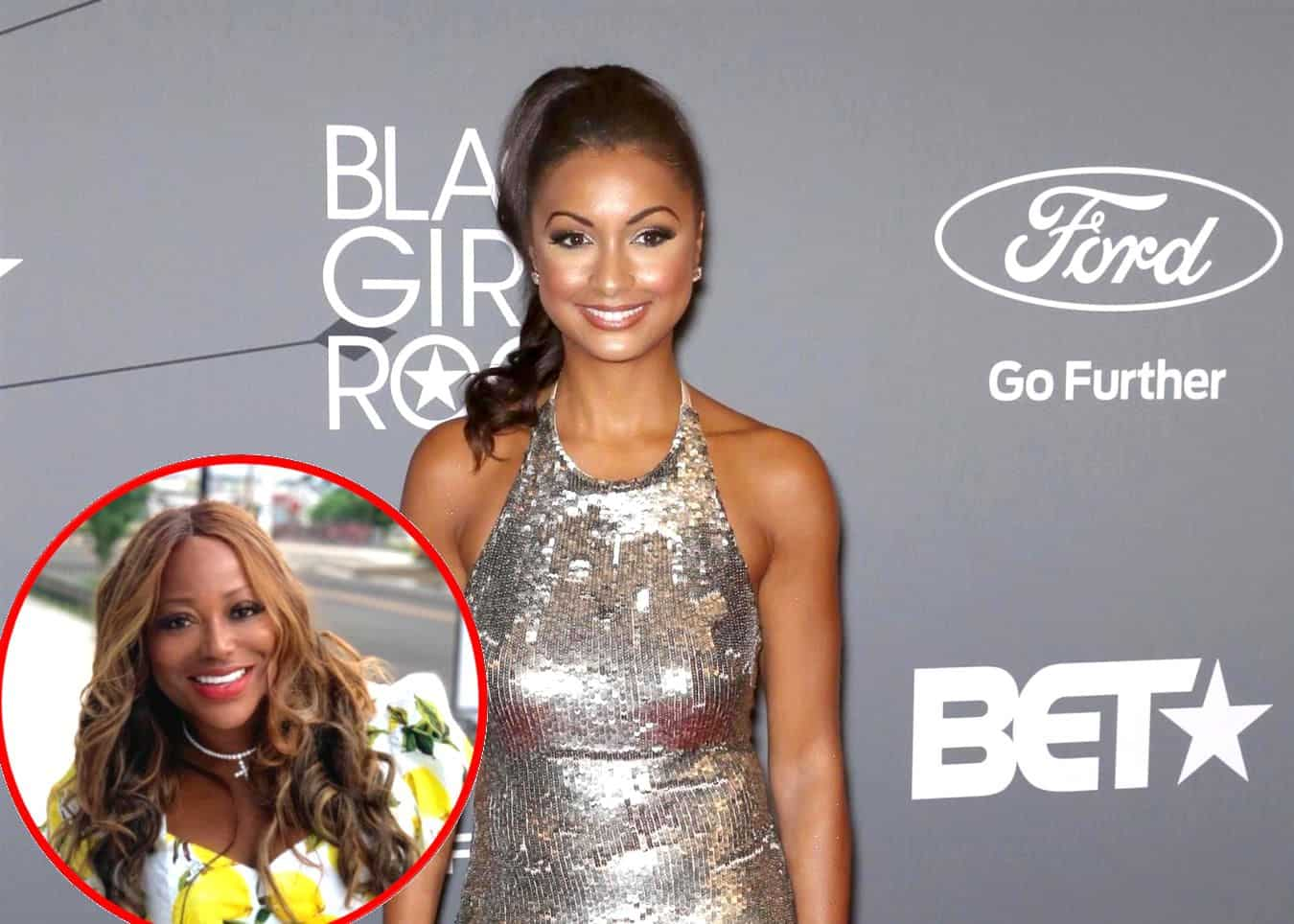 Eboni K. Williams on Backlash From Black RHONY Viewers, Talks Feud With Bershan Shaw and Addresses Current Relationship Status, Plus Will She Return to Show?