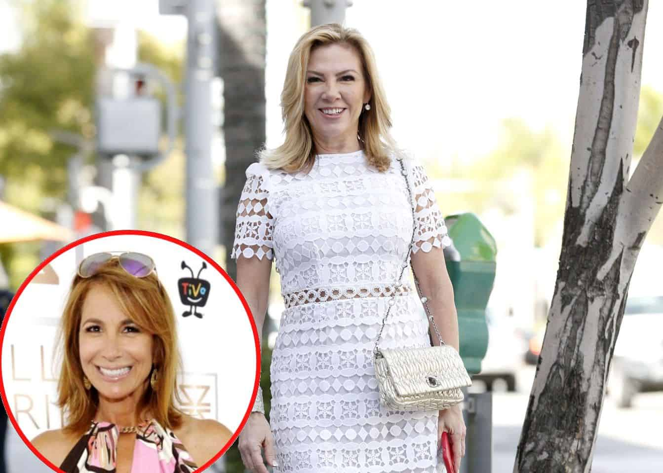 Ramona Singer asked the producers of RHONY to ban the racial issue at the meeting, will you attend?  Plus Jill on why the ratings are low