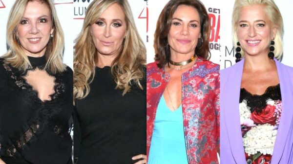 """REPORT: Ramona Singer, Sonja Morgan, and Luann de Lesseps Are """"Nervous"""" About Being Fired From RHONY as Source Says Dorinda Medley Will Be Asked Back to Show"""