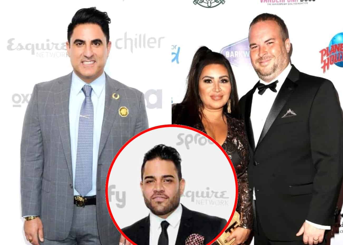 Shahs of Sunset's Reza Farahan on Finding Out He Would Never Meet MJ's Son, Where He Stands With Tommy Feight, and If Mike Shouhed Has Commitment Issues
