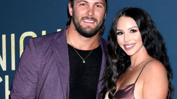 PHOTOS: Vanderpump Rules' Scheana Shay is Engaged to Brock Davies, See Pics of Her Massive Diamond Ring as She Celebrates With Cast Mates