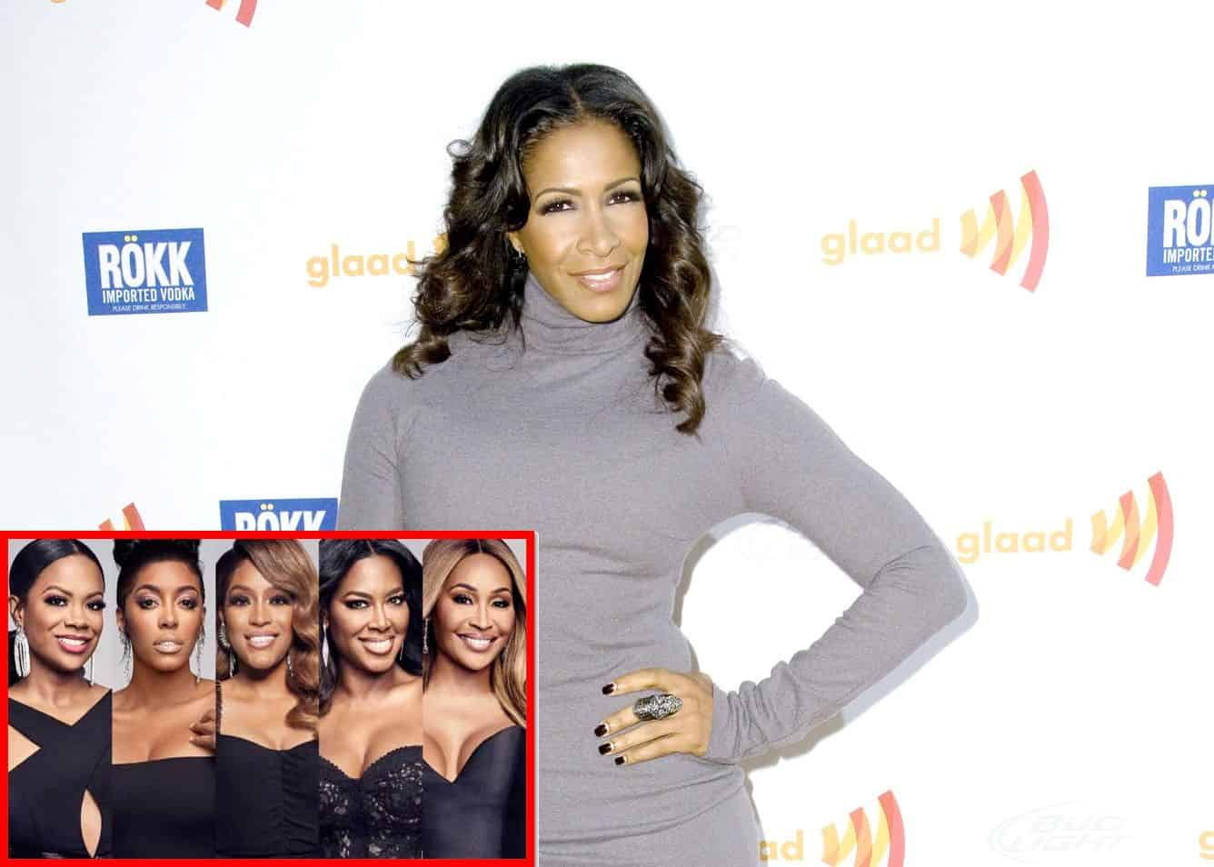 REPORT: Sheree Whitfield is Returning to RHOA as 3 Cast Members Get Axed, Find Out Who as Production Scrambles to Find New Women