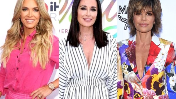 PHOTOS: Teddi Mellencamp Celebrates 40th Birthday With Kyle Richards and Lisa Rinna, See Pics From RHOBH Alum's Wild First Night