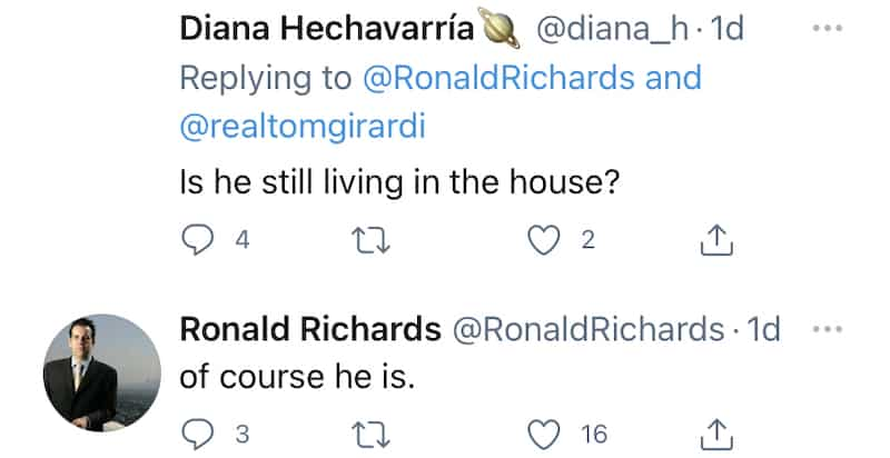 RHOBH Thomas Girardi is Still Living in Pasadena Mansion