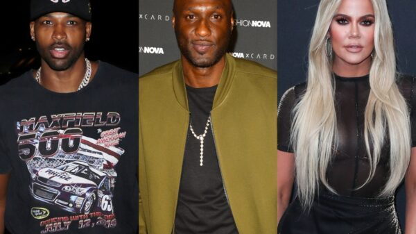 Tristan Thompson Seemingly Threatens Khloe Kardashian's Ex Lamar Odom for Flirting With KUWTK Star as Source Claims Tristan's Trying to Win Khloe Back