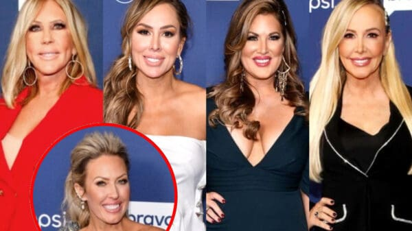 RHOC Alum Vicki Gunvalson Predicts Divorce for Kelly Dodd, Admits She Was Shocked Emily and Shannon Weren't Fired, and Shades Braunwyn's Parenting