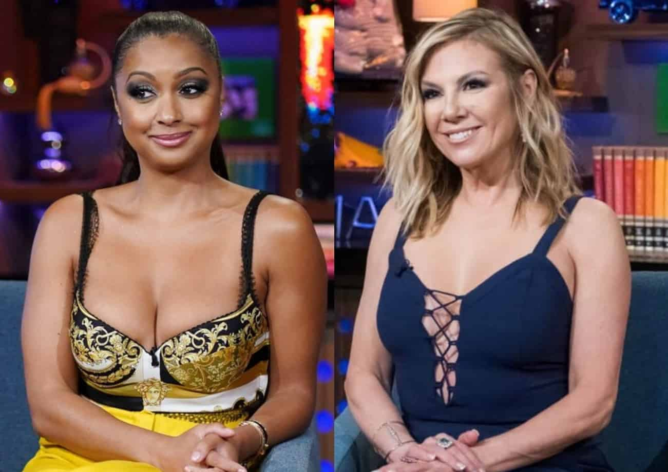 """Eboni K. Williams Says She's Not to Blame for RHONY's Low Ratings, Claims Costars Have """"Demonized"""" Her as Ramona Singer Responds to Firing Rumors"""
