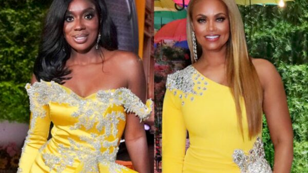 """RHOP's Wendy Osefo Addresses the """"Eddie Rumors"""" and Drags Gizelle Bryant,"""" Claims Gizelle's Attacks Were """"Premeditated"""""""