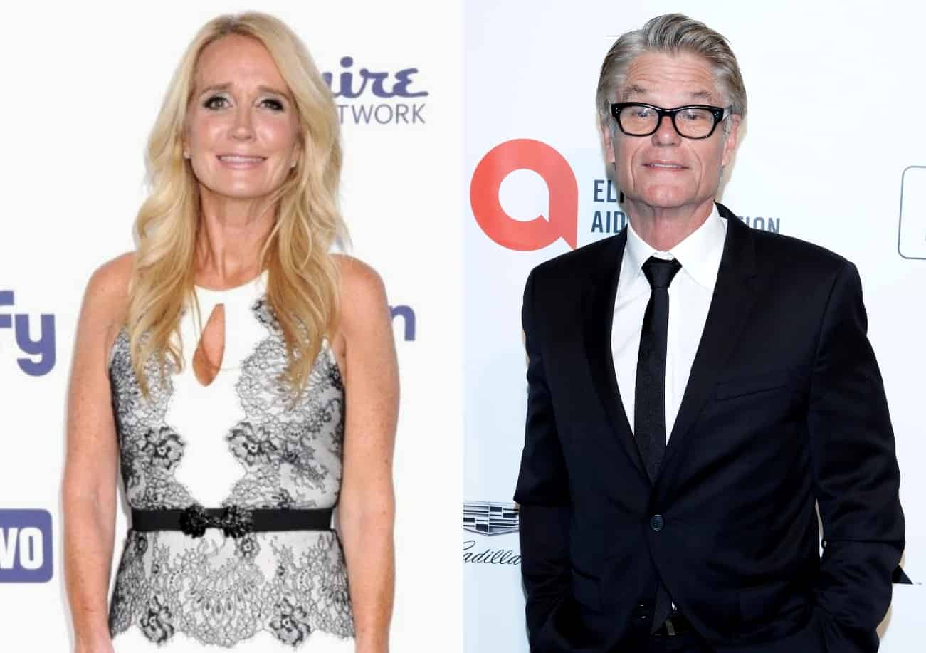 REPORT: Kim Richards Will Share What She Knows About Harry Hamlin, How RHOBH Impacted Her Sobriety, and Talk Feud With Sisters in New Book