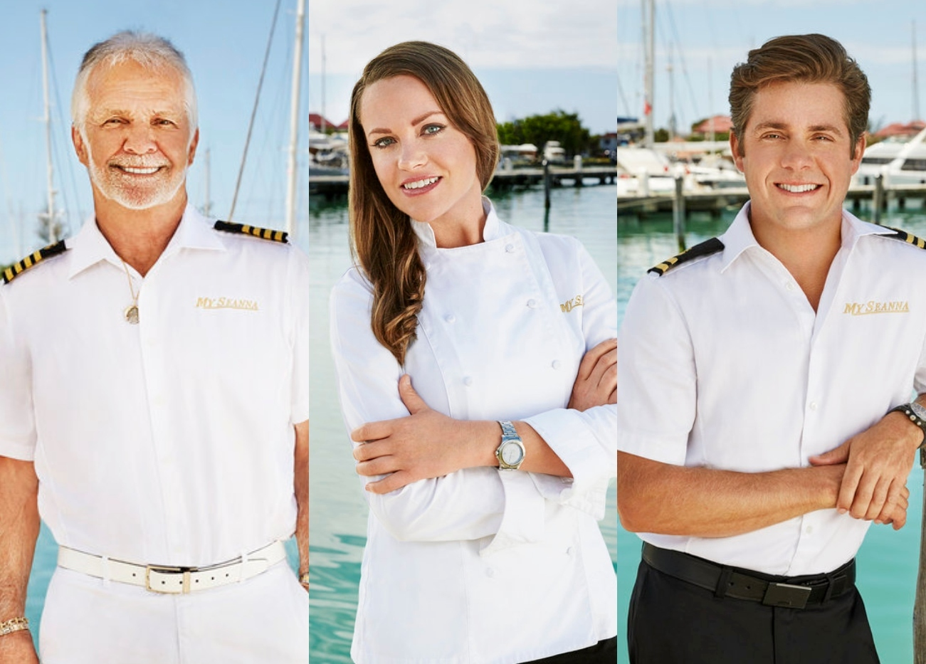 VIDEO: Watch Below Deck Season 9 Trailer! Captain Lee is Stranded as New Captain Takes Charge, Chef Rachel and Eddie Attempt to Rehash Old Feud, a Boatmance is Teased, Plus Crew Fired?