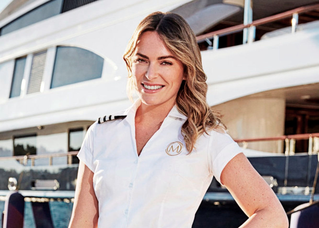 """Katie Flood Reacts to Criticism From Below Deck Med Charter Guest and Explains Decision to Bring New Stew Amid Lexi Drama as Courtney Admits Adding Stew Was """"Frustrating"""""""