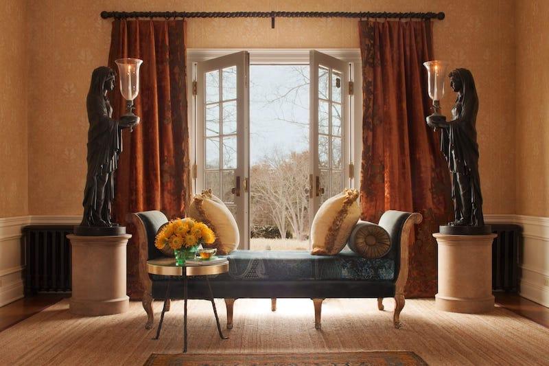 RHONY Dorinda Medley Bluestone Manor Foyer